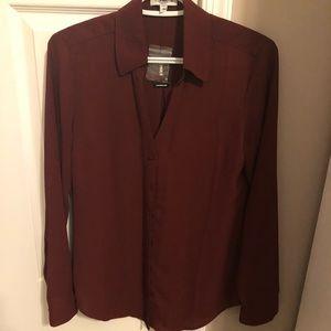 Express Tops - Express portofino slim fit shirt
